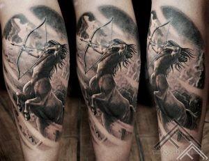 Kentaura tetovējums