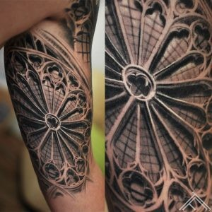 baroque-round-window-tattoo-tattoofrequency-art-riga-instagram