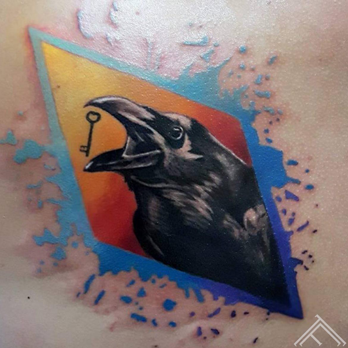 bird-abstract-sketch-watercolor-tattoo-tetovejums-krasains-skice-udenskrasa-riga-tattoofrequency-johnlogan