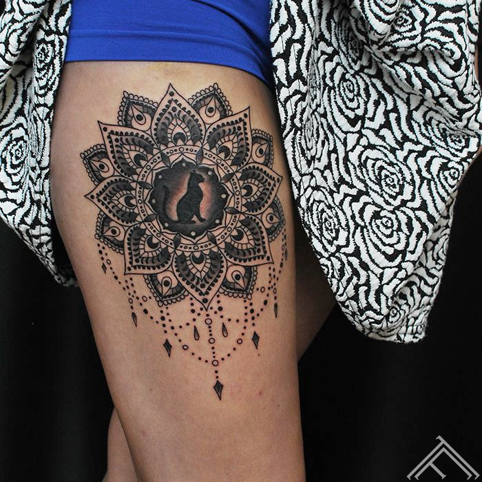 cat-mandala-kakis-tattoo-tetovejums-tattoofrequency-studija-salons-riga-art-martinssilins-maksla