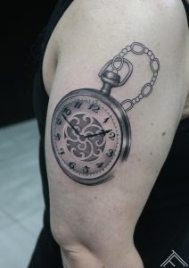 clock-pulkstenis-laiks-time-riga-tattoo-tattoofrequency-art-janissvars