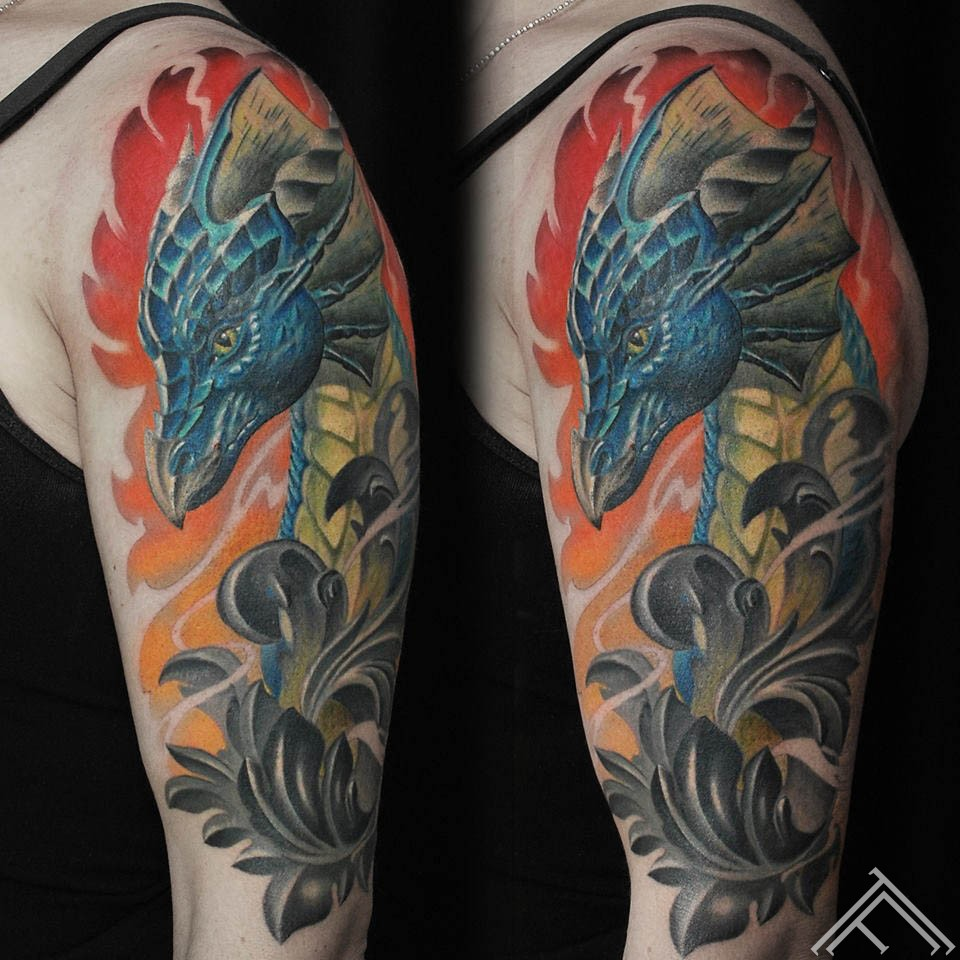 dragon-color-martinsilin-tattoofrequency-riga-art