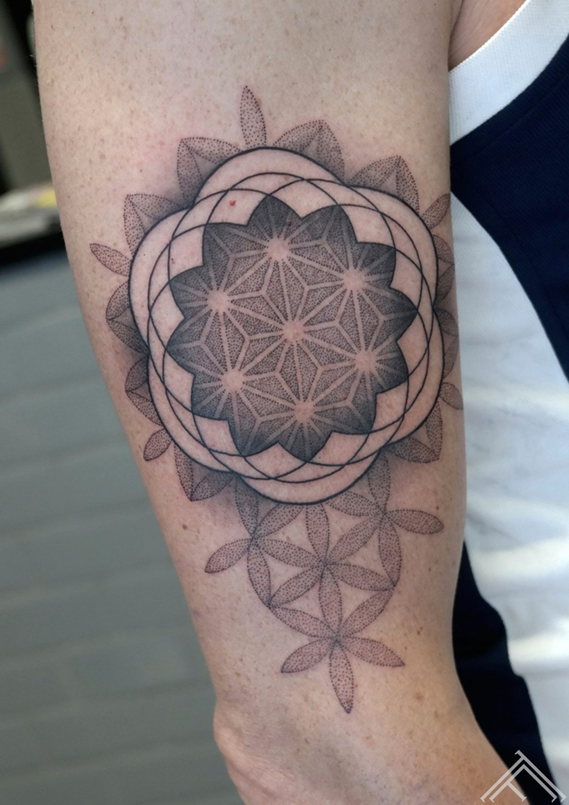 flower-flowerofthelife-life-tattoo-zieds-geometric-tattoofrequency-tetovejums-riga-janissvars