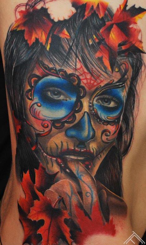 forest_leaves_muerte_maris pavlo_tattoo