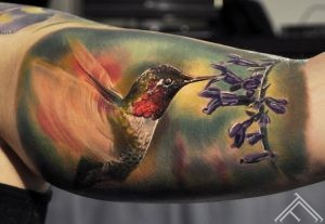 hummingbird-bird-kolibri-flower-salvia-tattoo-tattoofrequency-riga