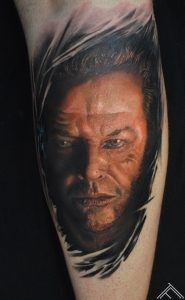 jack_nicholson wolf_tattoo_portrait_tattoofrequency_riga_movie