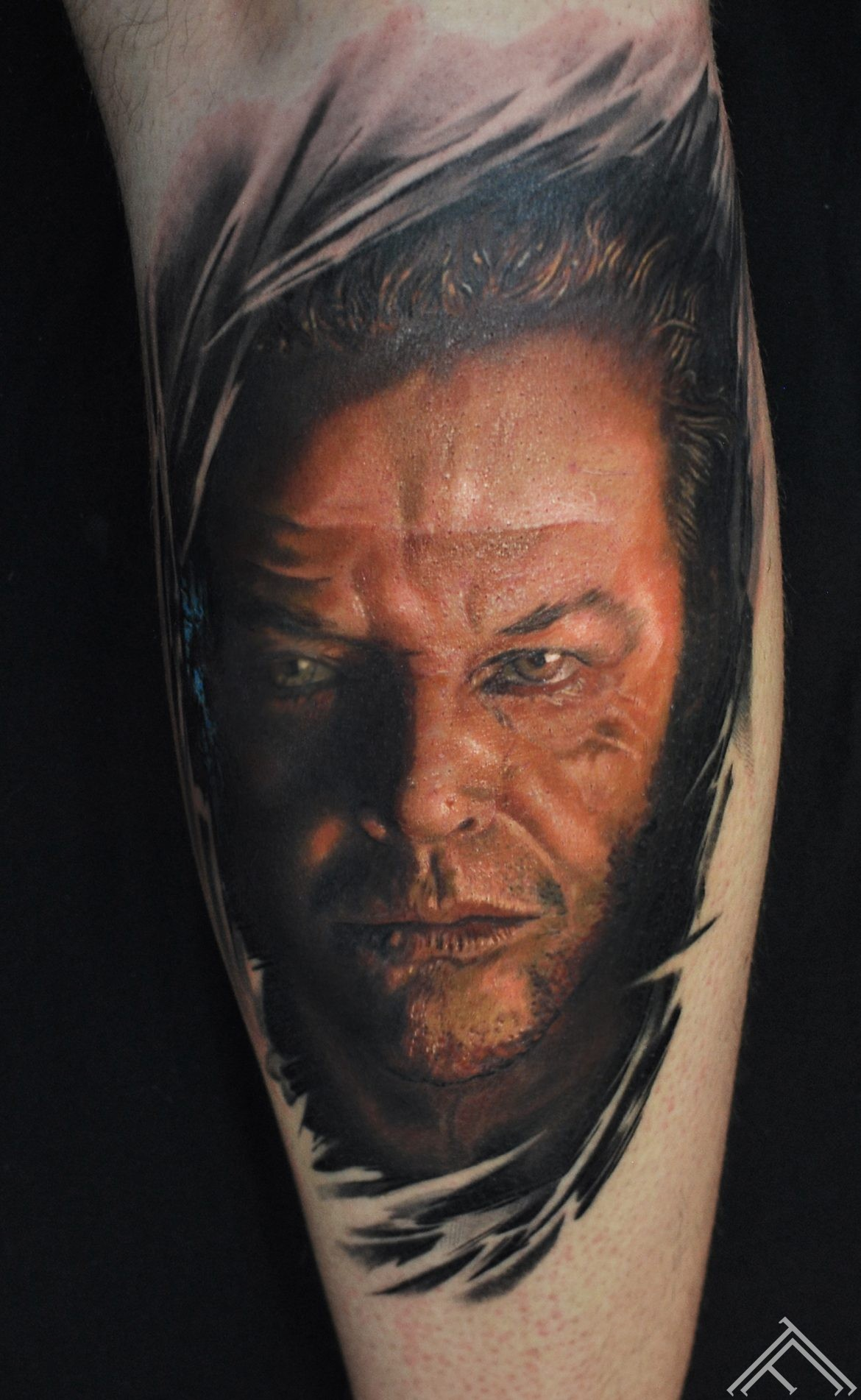 jack_nicholson wolf_tattoo_portrait_tattoofrequency_riga_movie