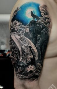 janisanderson-tattoo-ship-warriors-wolf-moon-tattoofrequency-riga