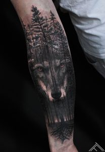 janisanderson-tattoo-tattoofrequency-wolf-vilks-forest-mezs-art-maksla-riga