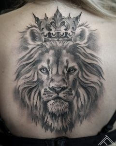 lion-crown-lauva-kronis-tattoo-tattoofrequency-riga-tetovejums-riga-janissvars