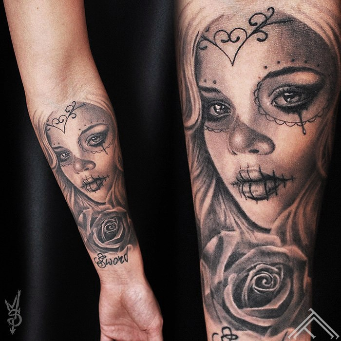 muerte-roze-rose-tattoo-tetovejums-tattoofrequency-studija-salons-riga-art-martinssilins-maksla