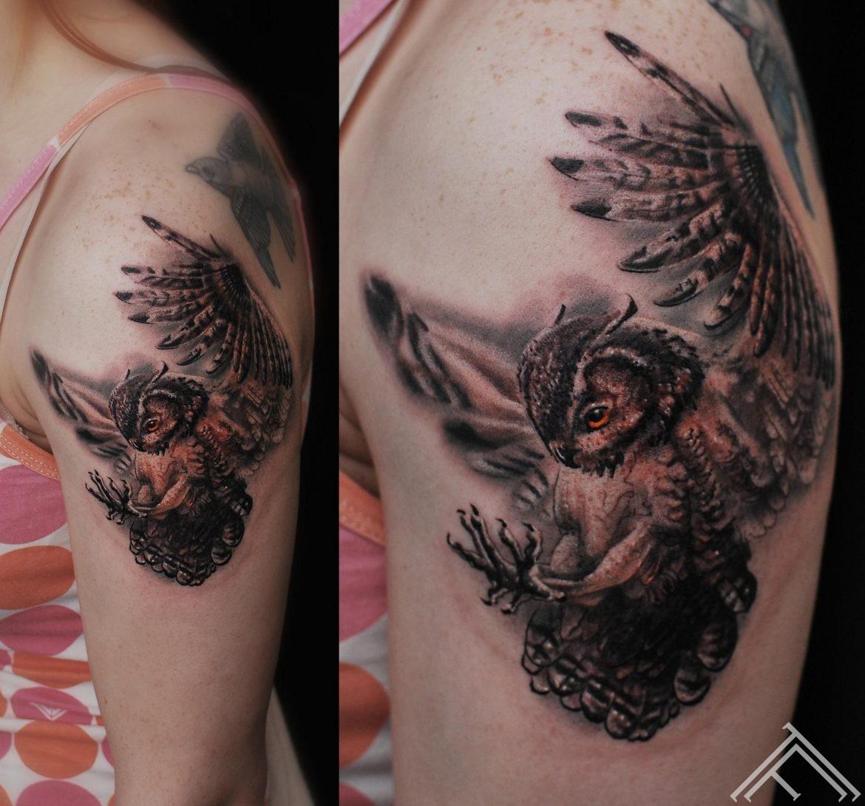 owl-bird-tattoo-tattoofrequency-riga-tattoostudioinriga