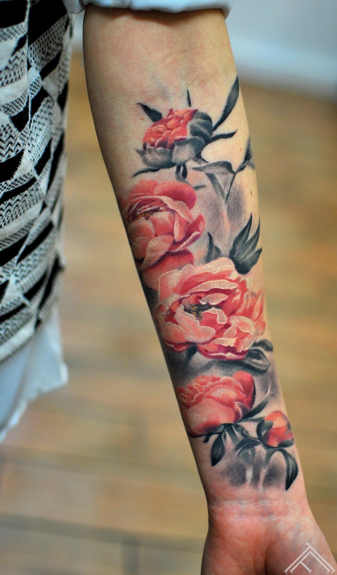 peony_flower_peonijas_tattoo_tattoofrequency_riga_marispavlo_ziedi_peonijas