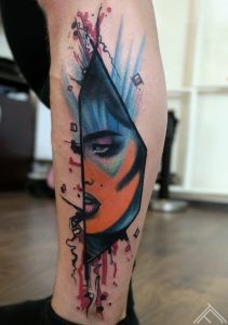 portrait-abstract-sketch-watercolor-tattoo-tetovejums-krasains-skice-udenskrasa-riga-tattoofrequency-johnlogan