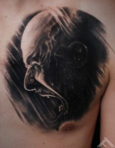 screaming-man-tattoo-tattoofrequency-art-riga-marispavlo-TF