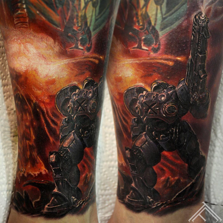 starcraft_tattoo_tattoofrequency_marispavlo_warrior