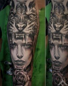 tiger-woman-portrait-sieviete-portrets-tigeris-portrets-art-maksla-janissvars