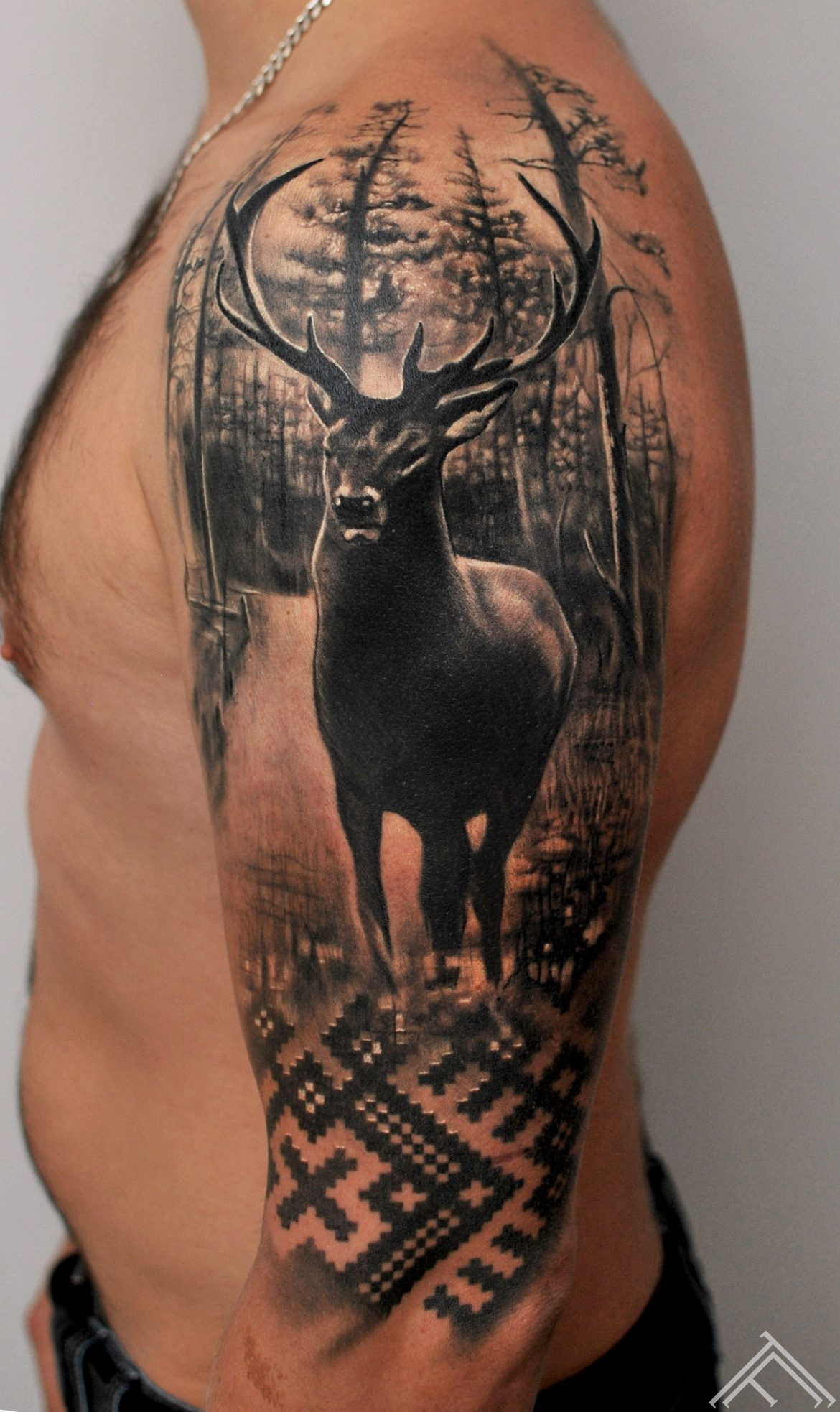 briedis mezs latviesu raksti tattoo tattoofrequency riga marispavlo