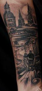 memories_nostalgia_city_riga_latvia_old_train_tattoo_marispavlo_tattoofrequency