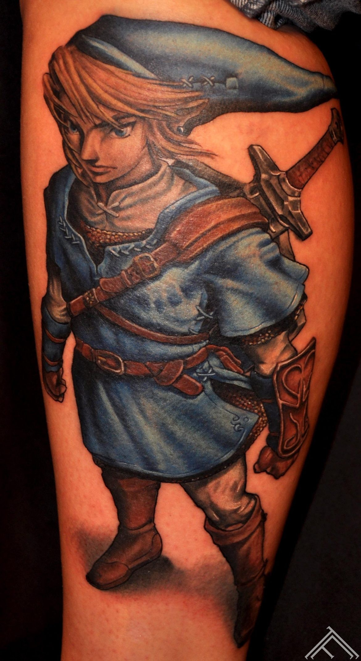 LegendofZelda_Link_tattoo_maris palvlo_tattoofrequency_tattoostudio_saloon_rigatattoo