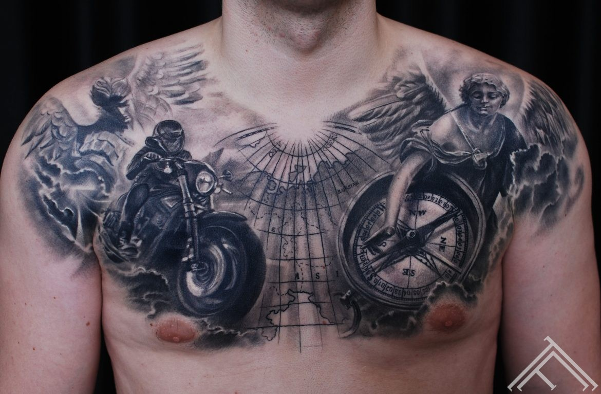 angel_bike_road_compass_oldmap_map_tattoo_tattoofrequency_riga_TF
