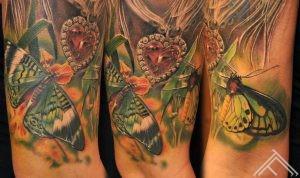 butterfly_tattoo_diamond_tattoofrequency_art_marispavlo_riga_tattoosaloon