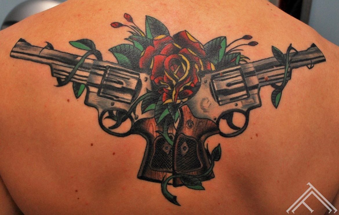 guns_roses_newschool_tattoofrequency_tattoostudioinriga