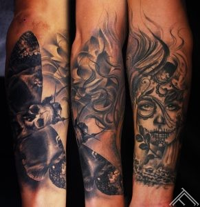 moth_muerte_tattoo_lotos_tattoofrequency_marispavlo
