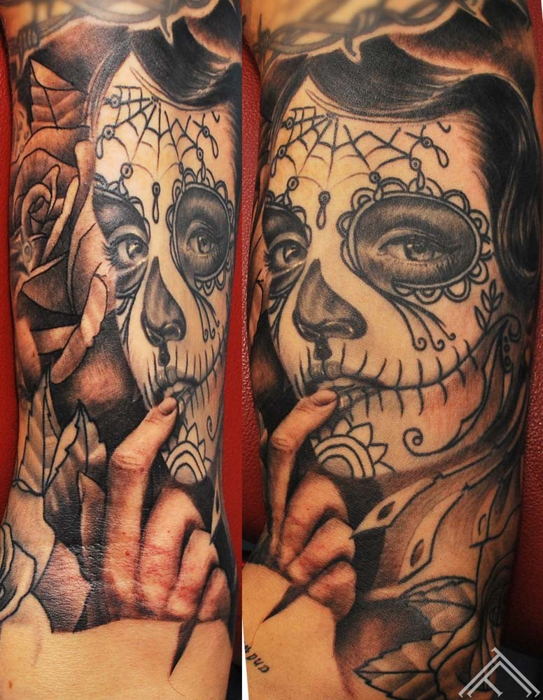 muerte_roses_tattoo_maris pavlo