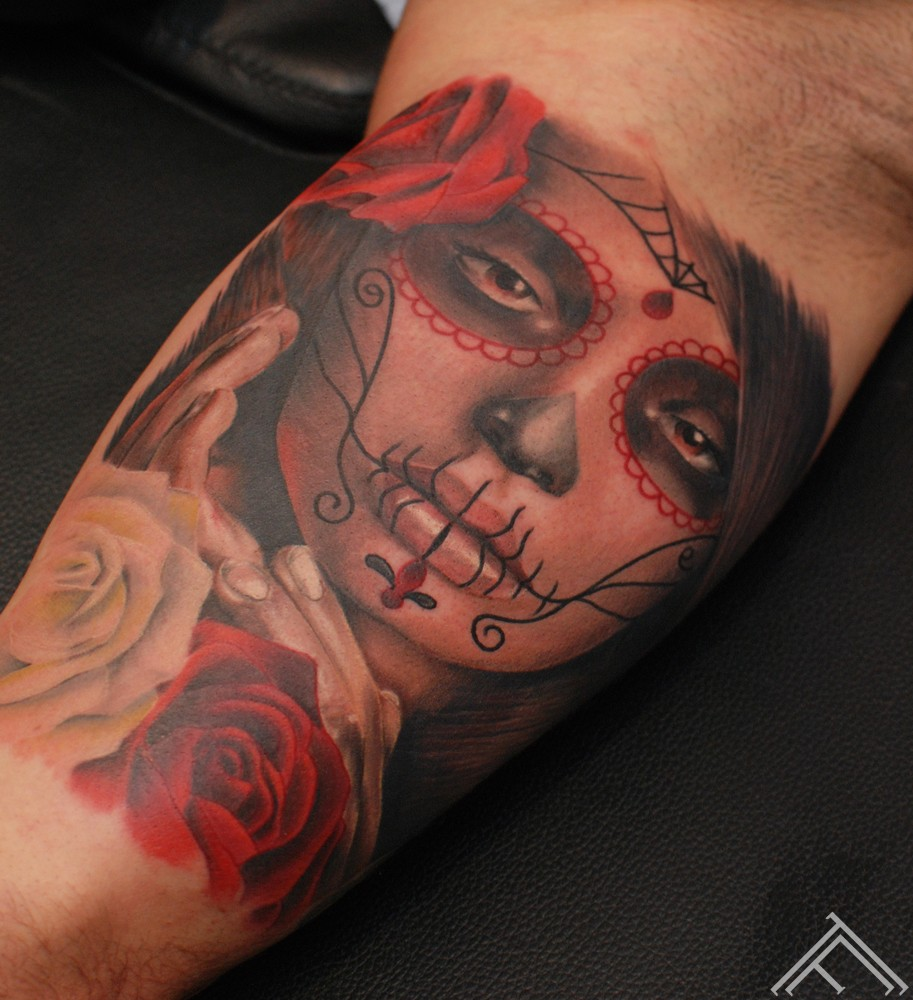 muerte_roses_tattoo_tattoofrequency_rigatattoo