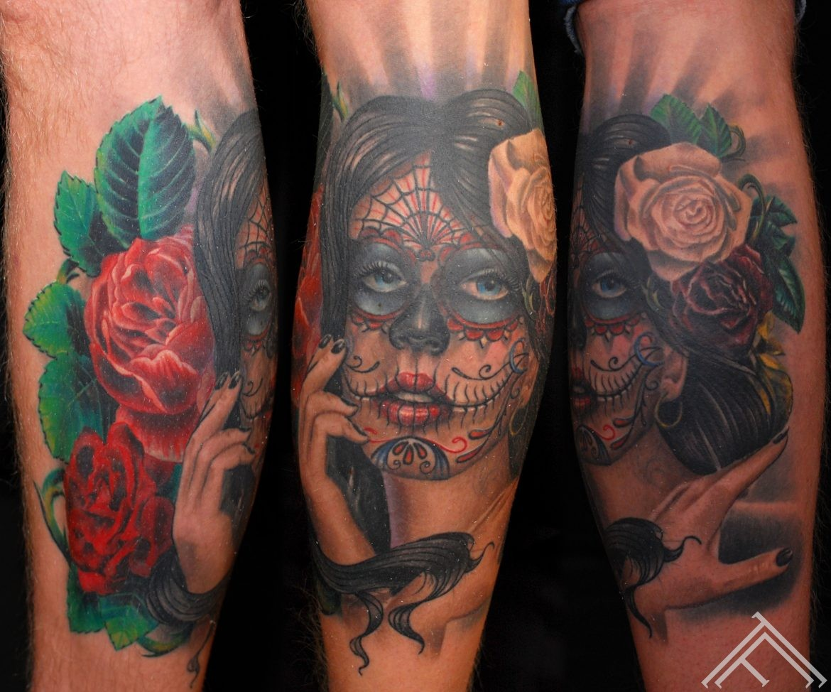 muerte_tattoo_tattoofrequency