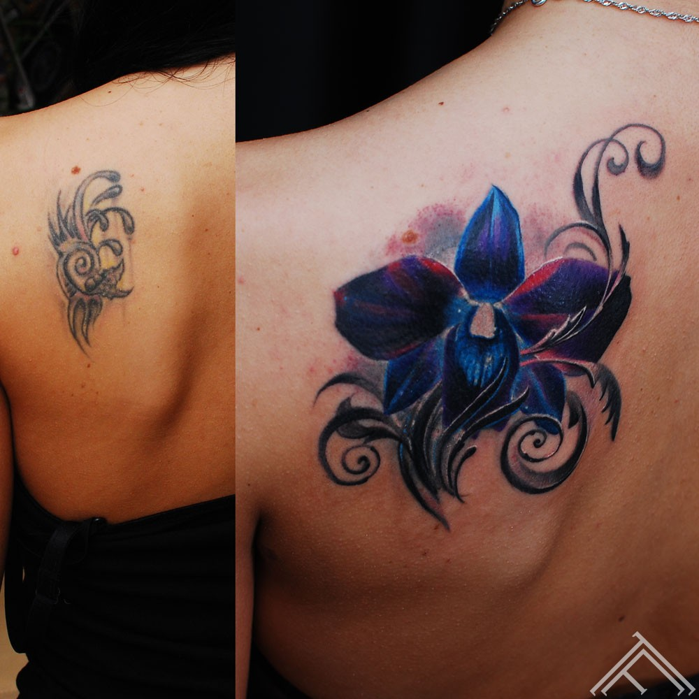 orchid_flower_coverup_tattoo_tattoofrequency_riga