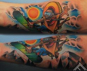 tattoo_tattoofrequency_cartoon_tattoostudioinriga
