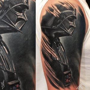 darthvader- darthvadertattoo-starwars-starwarsforever-starwarsfan-tetovejums-tattoofrequency-riga-art