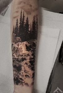 johnlogan-forest-trees-mezs-tetovejums-tattoofrequency