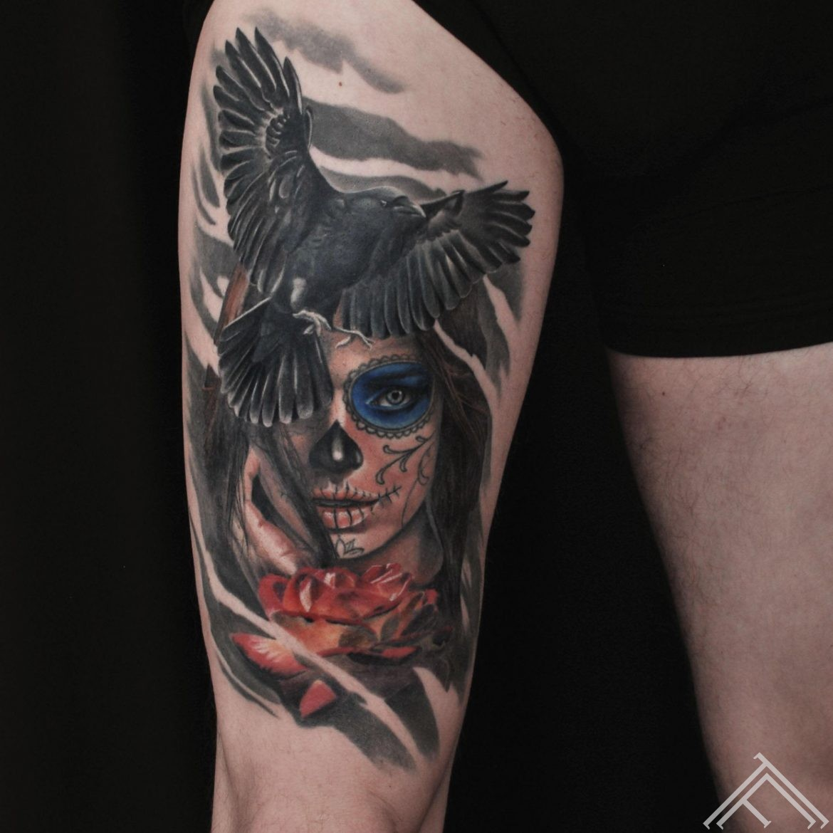 martinssilins-tattoo-tattoofrequency-riga-muerte-tetovejums