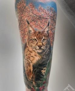lynx-cat-lusis-tetovejums-tattoofrequency-riga