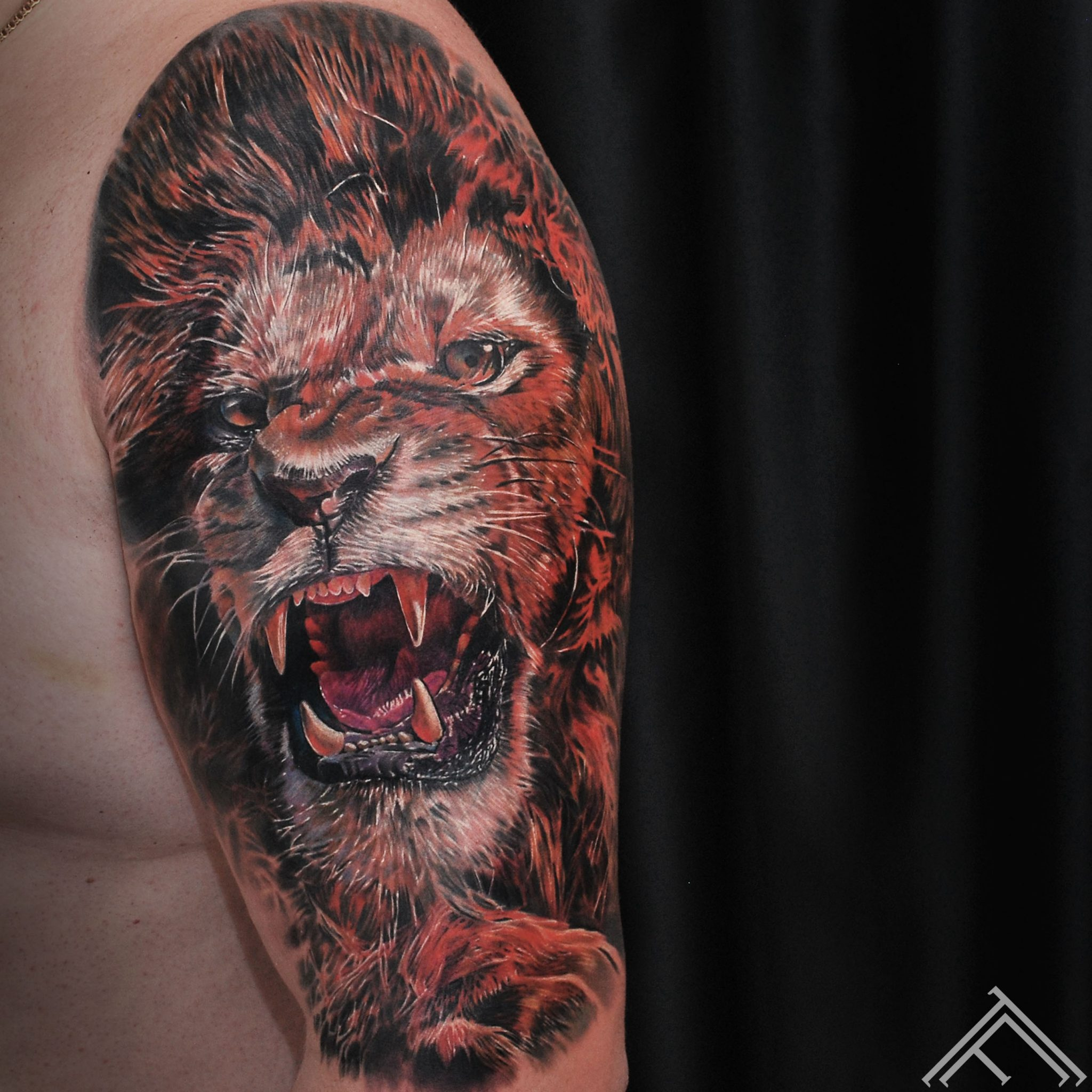 lion-lauva-tattoo-tetovejums-riga-tattoofrequency-art-marispavlo