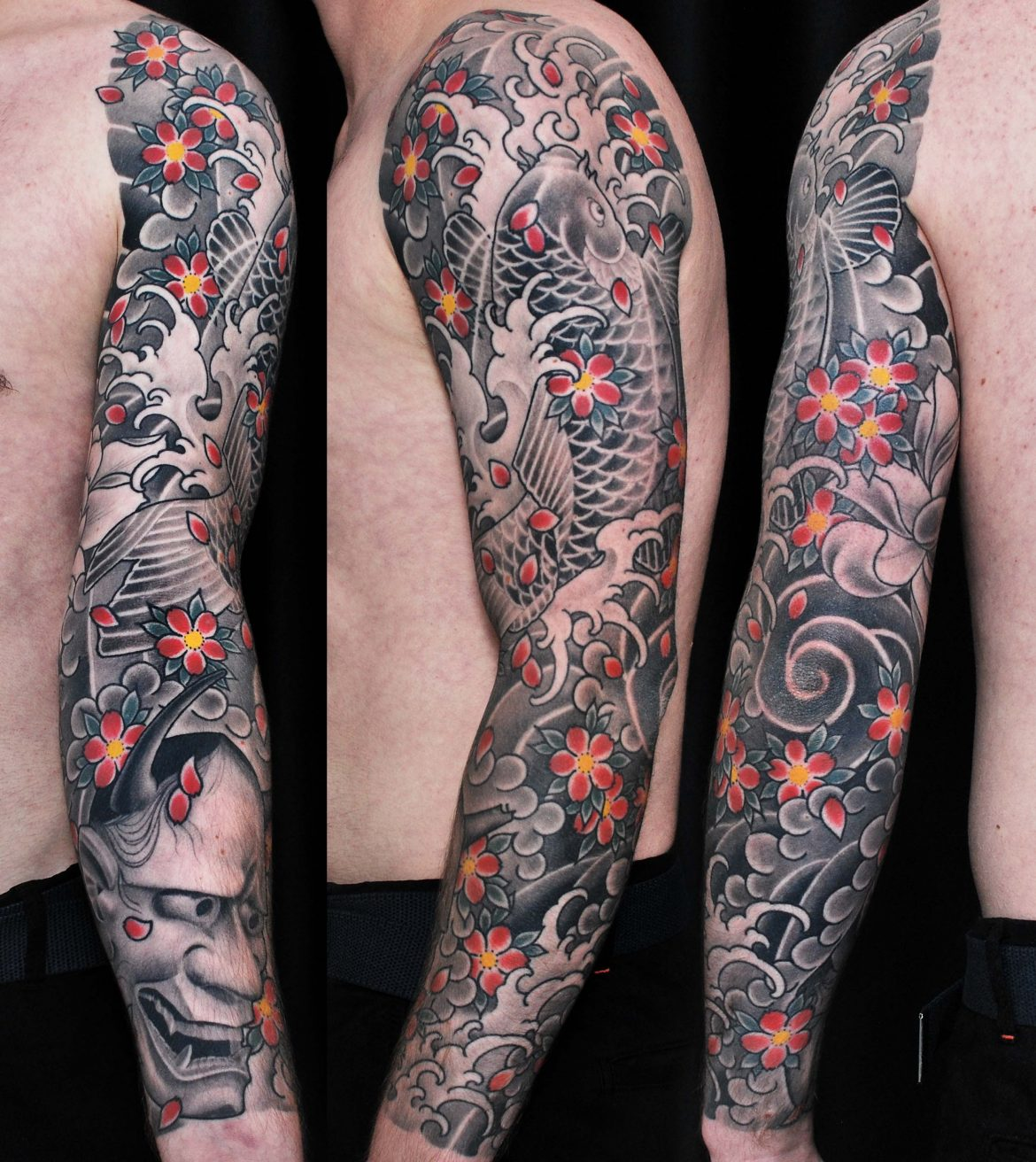 uldispaulins-tattoo-sleeve-koi