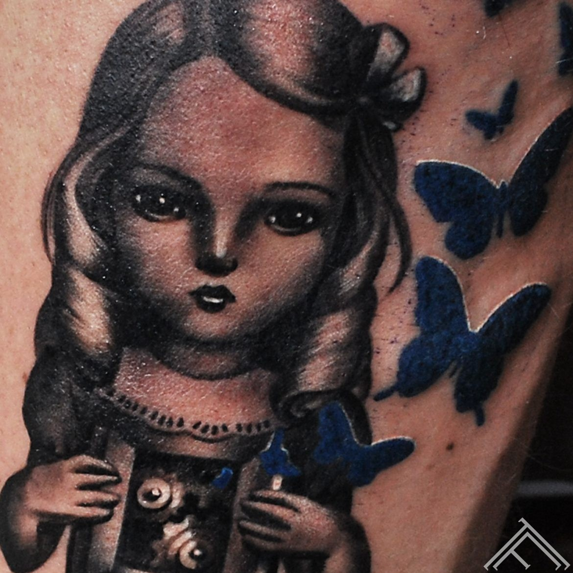 girl-dool-tattoo-tattoofrequency-butterfly-martinssilins-riga-closeup