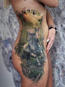 runninghorse-horse-animal-tattoo-tattoofrequency-riga-marispavlo-zirgs-forest-wood-trees-art-mp-fb-healed-fb