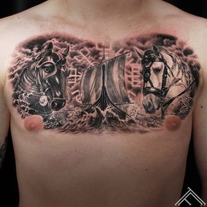 horses-viking-warrior-vikingi-zirgi-tattoo-tattoofrequency-riga-art-andersontattoo