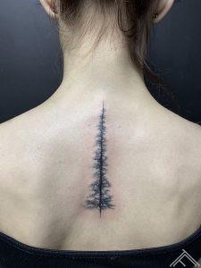 pine-tree-minimaltattoo-tattoofrequency-dmitrijsrazins