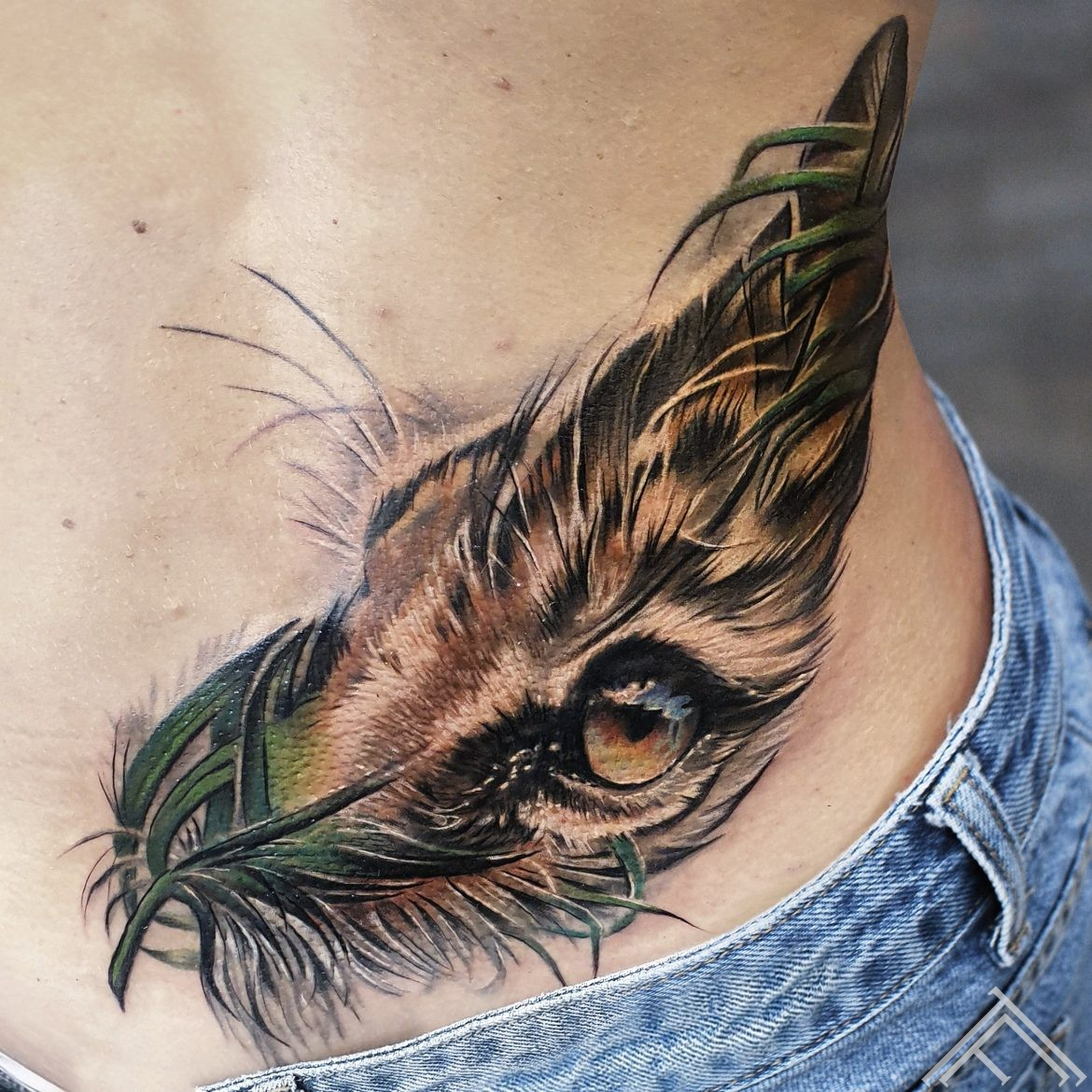 tiger-eye-feather-tigeris-spalva-acs-tetovejums-tattoo-art-riga-tatoofrequency-marispavlo-studijatetovesanas-maksla-tetovetaji